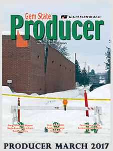 Producer March 2017